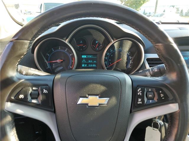 2014 Chevrolet Cruze 1LT (Stk: 272909) in Milton - Image 11 of 18