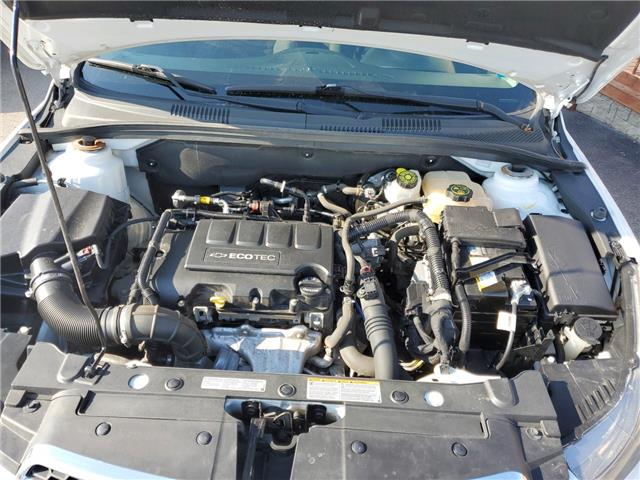 2014 Chevrolet Cruze 1LT (Stk: 272909) in Milton - Image 17 of 18