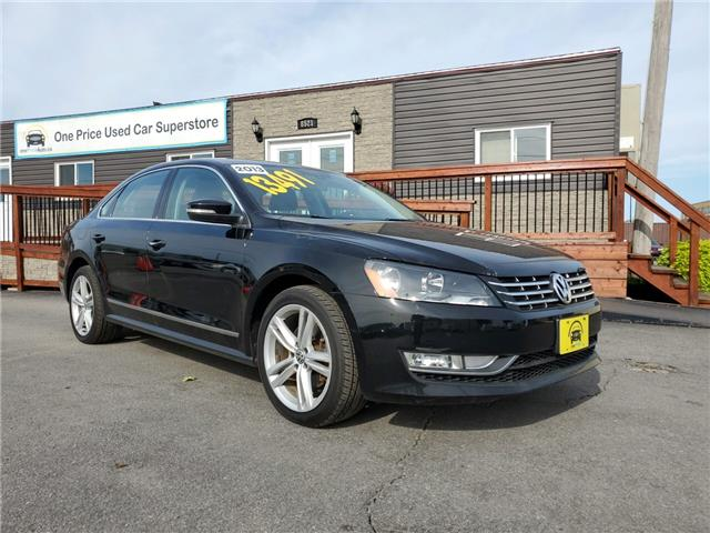2013 Volkswagen Passat 2.0 TDI Highline (Stk: 128941) in Milton - Image 1 of 26