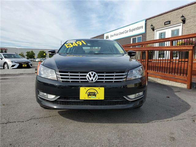 2013 Volkswagen Passat 2.0 TDI Highline (Stk: 128941) in Milton - Image 2 of 26