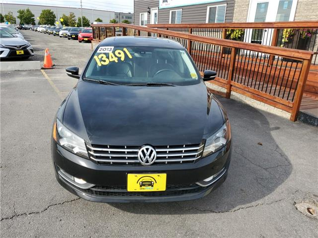 2013 Volkswagen Passat 2.0 TDI Highline (Stk: 128941) in Milton - Image 3 of 26