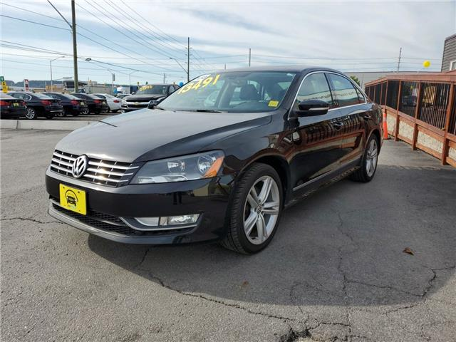 2013 Volkswagen Passat 2.0 TDI Highline (Stk: 128941) in Milton - Image 4 of 26