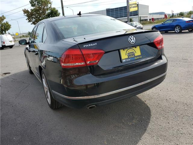 2013 Volkswagen Passat 2.0 TDI Highline (Stk: 128941) in Milton - Image 5 of 26