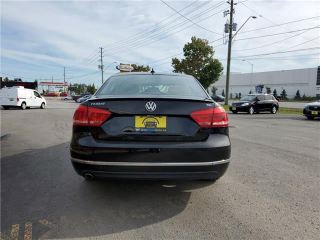 2013 Volkswagen Passat 2.0 TDI Highline (Stk: 128941) in Milton - Image 6 of 26