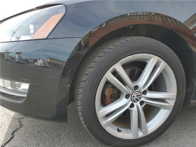 2013 Volkswagen Passat 2.0 TDI Highline (Stk: 128941) in Milton - Image 10 of 26