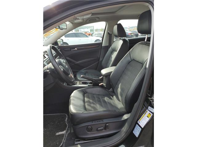 2013 Volkswagen Passat 2.0 TDI Highline (Stk: 128941) in Milton - Image 11 of 26