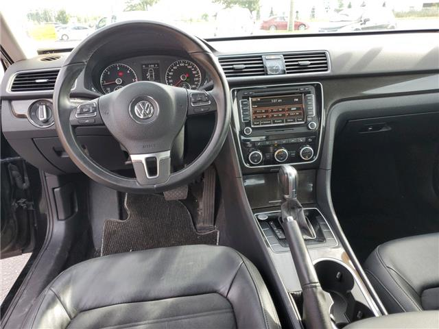 2013 Volkswagen Passat 2.0 TDI Highline (Stk: 128941) in Milton - Image 13 of 26