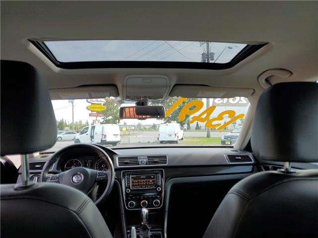 2013 Volkswagen Passat 2.0 TDI Highline (Stk: 128941) in Milton - Image 23 of 26