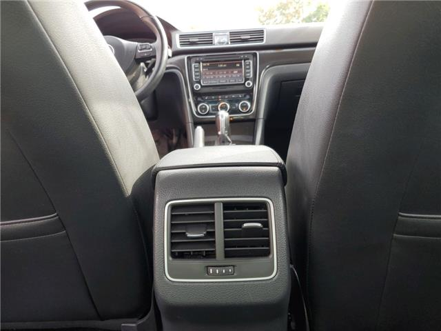 2013 Volkswagen Passat 2.0 TDI Highline (Stk: 128941) in Milton - Image 24 of 26