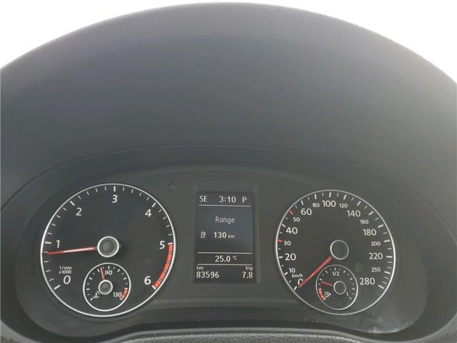 2013 Volkswagen Passat 2.0 TDI Highline (Stk: 128941) in Milton - Image 14 of 26