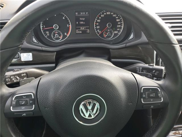 2013 Volkswagen Passat 2.0 TDI Highline (Stk: 128941) in Milton - Image 15 of 26