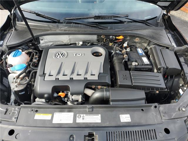 2013 Volkswagen Passat 2.0 TDI Highline (Stk: 128941) in Milton - Image 25 of 26