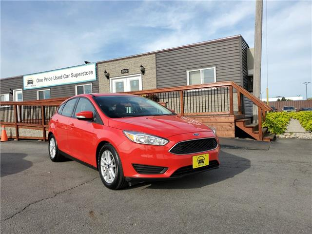 2015 Ford Focus SE (Stk: 302996) in Milton - Image 1 of 20