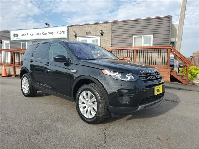 2018 Land Rover Discovery Sport SE (Stk: 10290) in Milton - Image 1 of 22