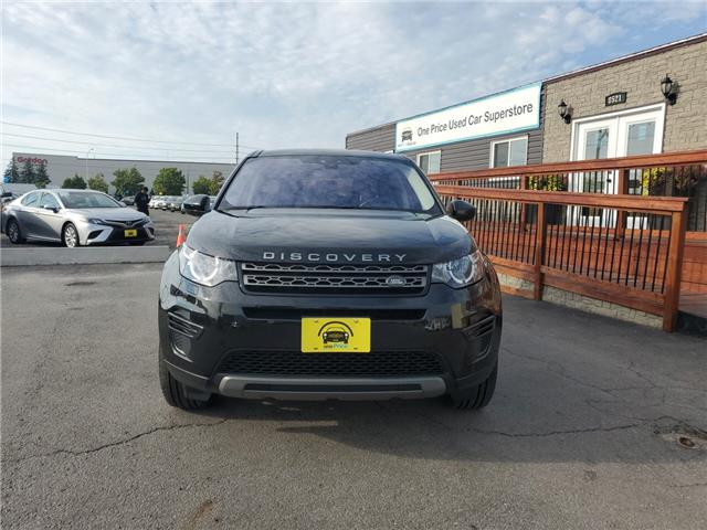 2018 Land Rover Discovery Sport SE (Stk: 745499) in Milton - Image 2 of 22