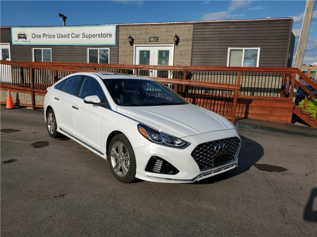 2019 Hyundai Sonata ESSENTIAL (Stk: 10235) in Milton - Image 1 of 26