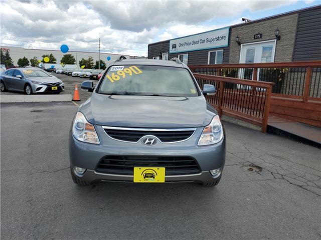 2012 Hyundai Veracruz Limited (Stk: 10215) in Milton - Image 2 of 28