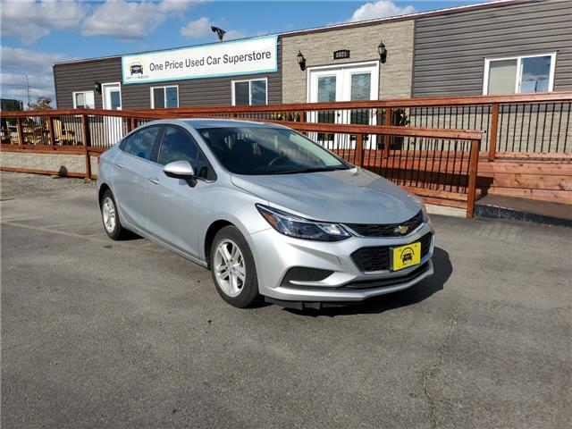 2018 Chevrolet Cruze LT Auto (Stk: 224488) in Milton - Image 1 of 20