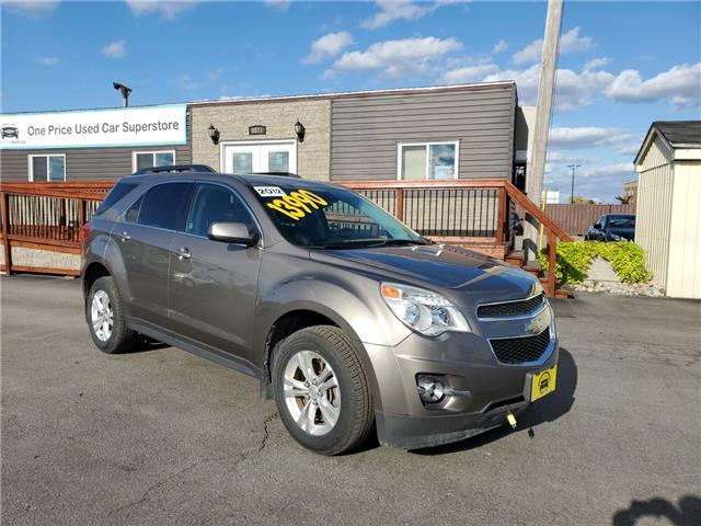 2012 Chevrolet Equinox 1LT (Stk: 10185) in Milton - Image 1 of 21