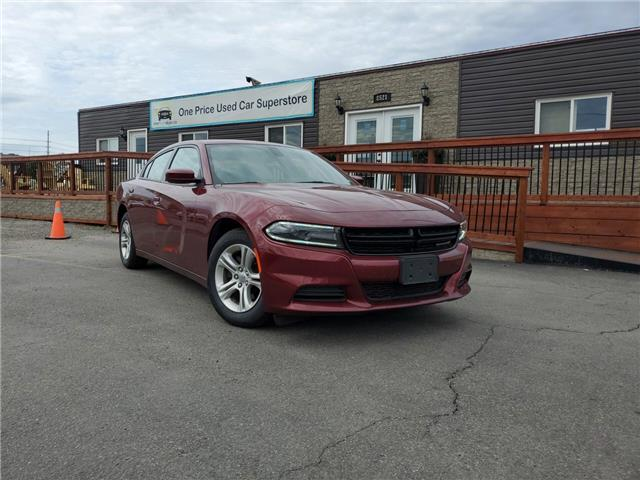 2019 Dodge Charger SXT (Stk: 527382) in Milton - Image 1 of 28