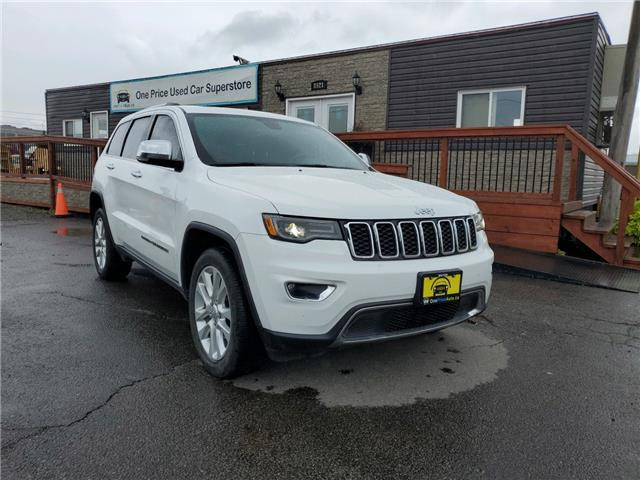 2017 Jeep Grand Cherokee Limited (Stk: 10119A) in Milton - Image 1 of 28