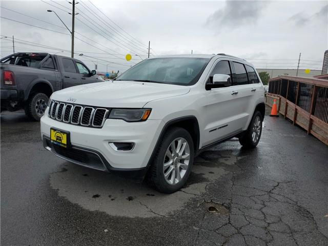 2017 Jeep Grand Cherokee Limited (Stk: 10119A) in Milton - Image 2 of 28