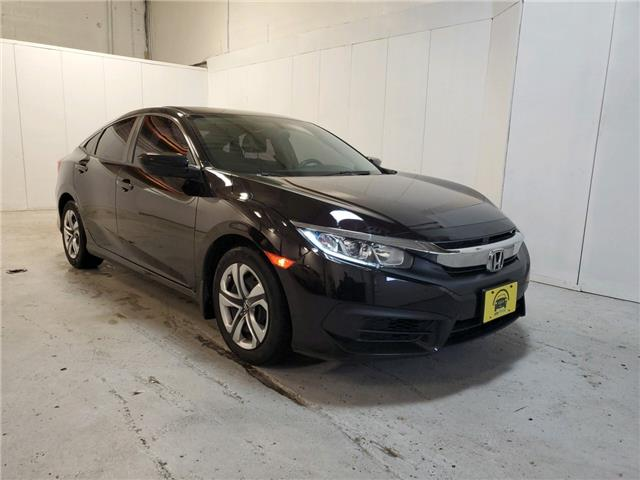 2016 Honda Civic LX (Stk: 10254) in Milton - Image 1 of 19