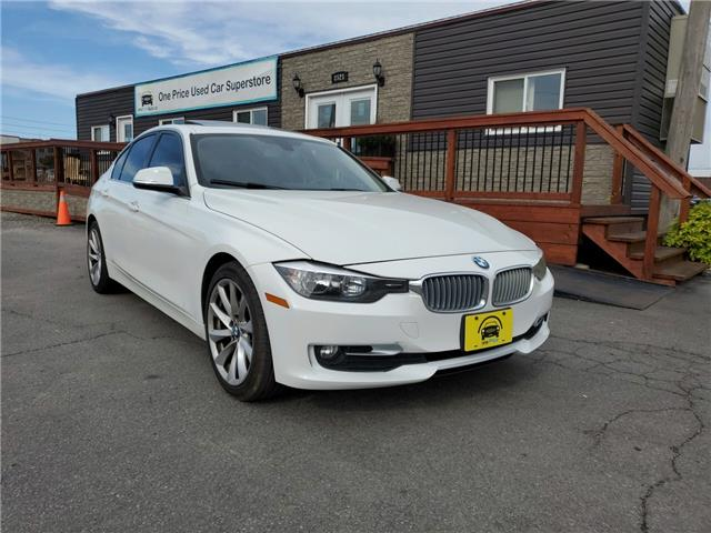 2014 BMW 320i  (Stk: 131708) in Milton - Image 1 of 8