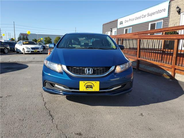 2015 Honda Civic LX (Stk: 10276) in Milton - Image 2 of 21