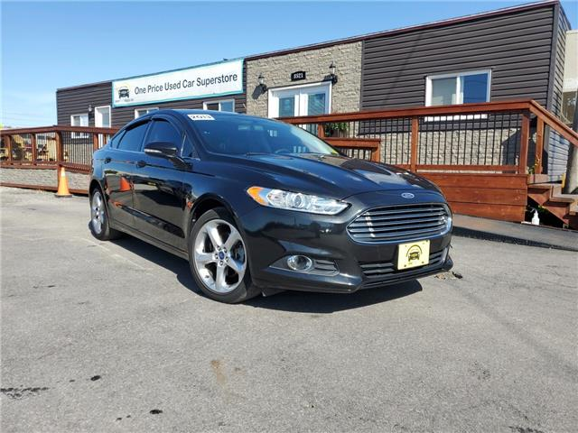 2013 Ford Fusion SE (Stk: 10273) in Milton - Image 1 of 25