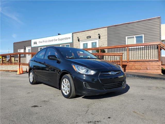 2013 Hyundai Accent GL (Stk: 10252) in Milton - Image 1 of 17