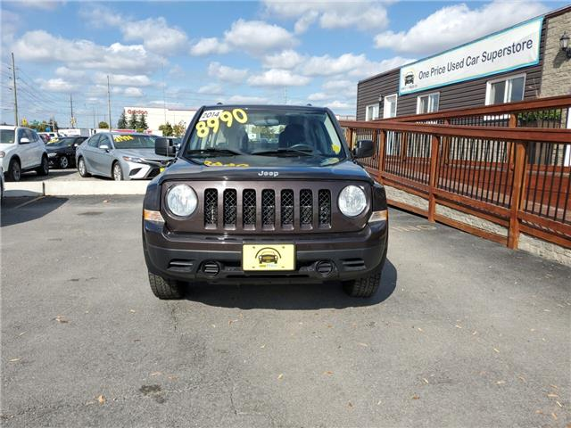 2014 Jeep Patriot Sport/North (Stk: 10257) in Milton - Image 2 of 22