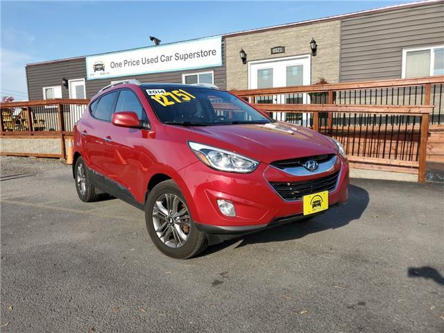 2014 Hyundai Tucson GLS (Stk: 10036) in Milton - Image 1 of 30