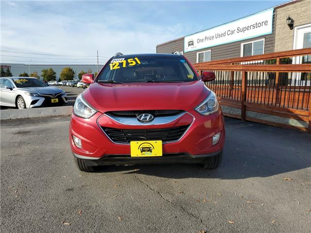 2014 Hyundai Tucson GLS (Stk: 10036) in Milton - Image 2 of 30