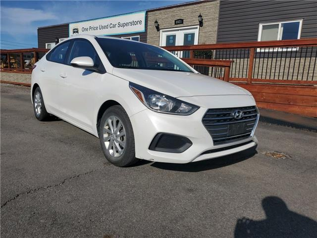 2018 Hyundai Accent GL (Stk: 10291) in Milton - Image 1 of 6