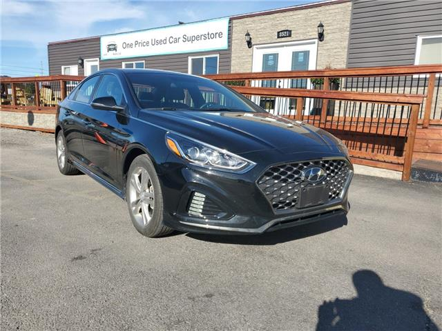 2019 Hyundai Sonata ESSENTIAL (Stk: 10296) in Milton - Image 1 of 22
