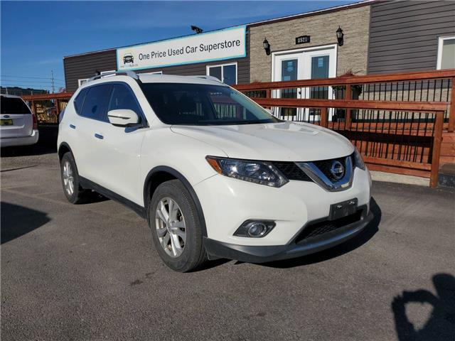 2016 Nissan Rogue SV (Stk: 10295) in Milton - Image 1 of 5