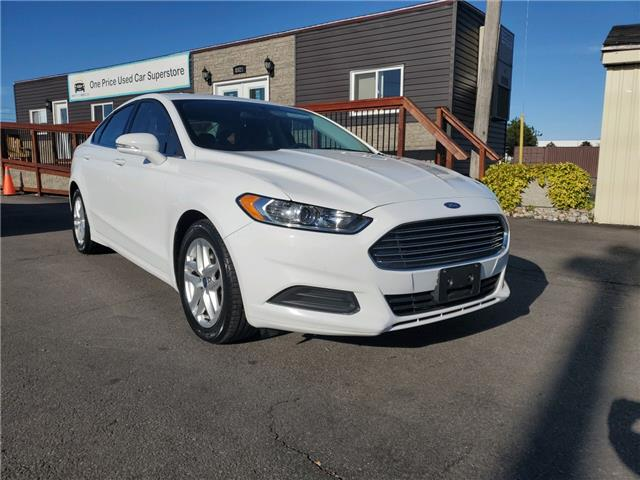 2016 Ford Fusion SE (Stk: 10293) in Milton - Image 1 of 6