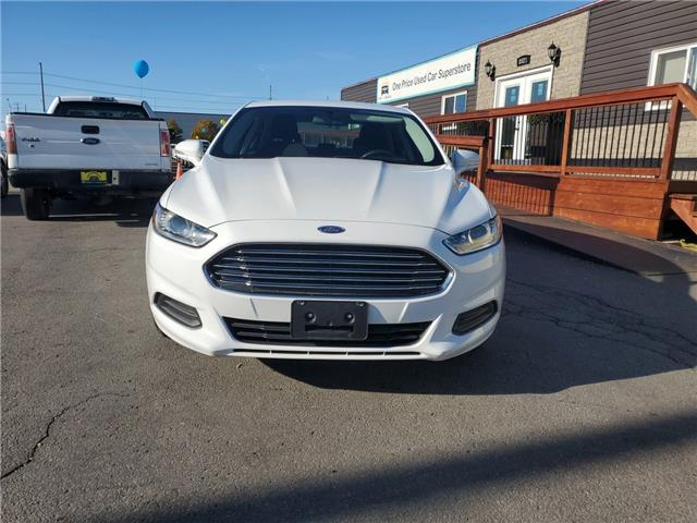 2016 Ford Fusion SE (Stk: 10293) in Milton - Image 2 of 6