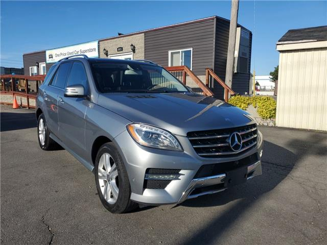 2014 Mercedes-Benz M-Class Base (Stk: 10270) in Milton - Image 1 of 29