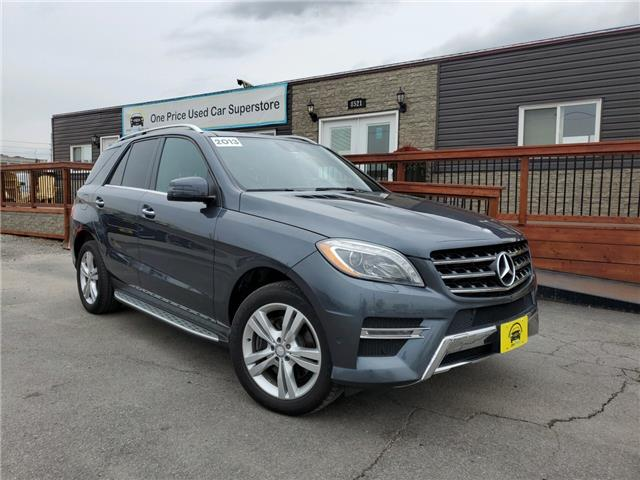 2013 Mercedes-Benz M-Class Base (Stk: 10312) in Milton - Image 1 of 28