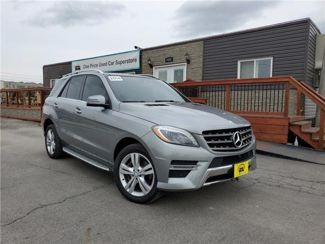 2014 Mercedes-Benz M-Class Base (Stk: 10311) in Milton - Image 1 of 27
