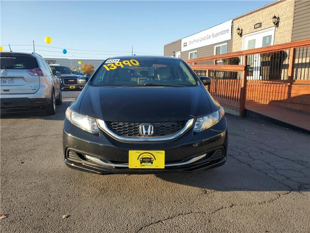 2014 Honda Civic LX (Stk: 10302) in Milton - Image 2 of 22