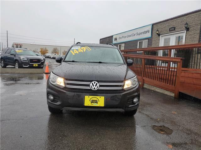 2013 Volkswagen Tiguan 2.0 TSI Highline (Stk: 10338) in Milton - Image 2 of 28