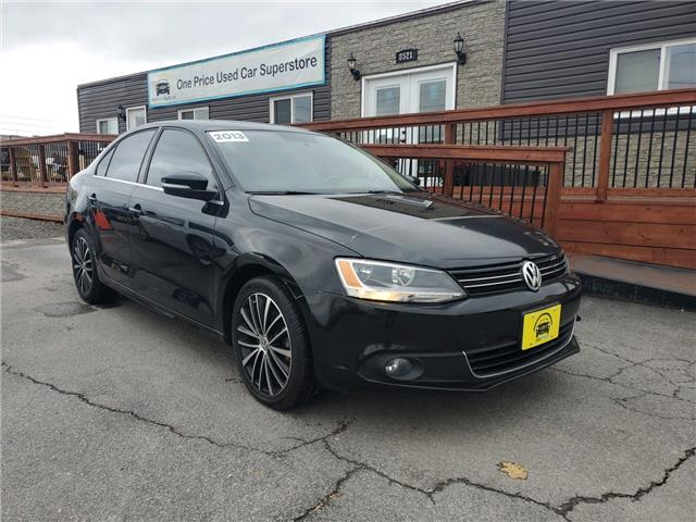 2013 Volkswagen Jetta 2.0 TDI Highline (Stk: 10333) in Milton - Image 1 of 26