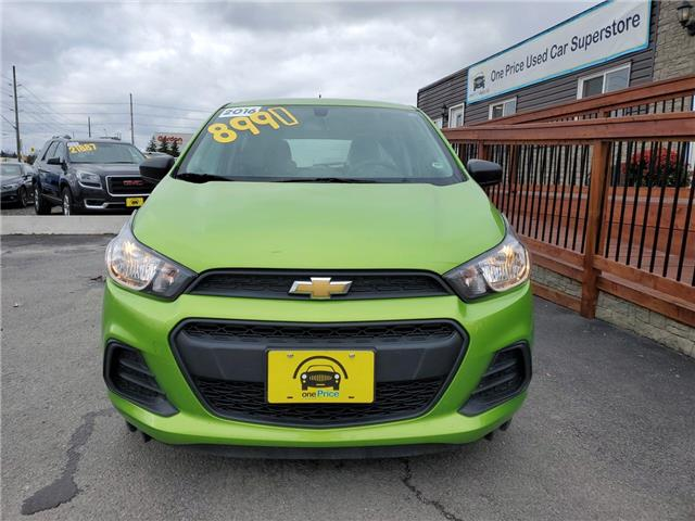 2016 Chevrolet Spark LS Manual (Stk: 565504) in Milton - Image 2 of 25