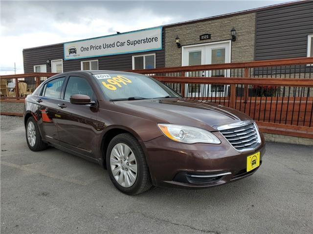2012 Chrysler 200 LX (Stk: 10219) in Milton - Image 2 of 22