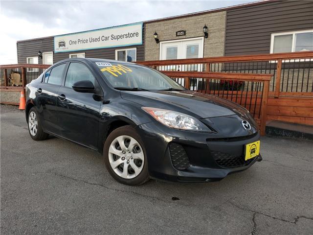 2012 Mazda Mazda3 GX (Stk: 10182) in Milton - Image 1 of 19