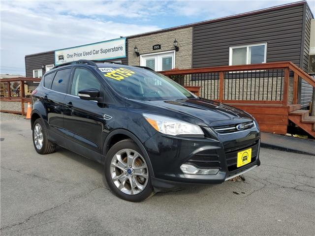 2013 Ford Escape SEL (Stk: 10222) in Milton - Image 1 of 24