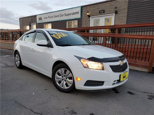 2014 Chevrolet Cruze 1LT (Stk: 10141A) in Milton - Image 1 of 18